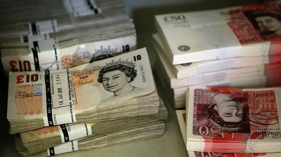 Как фунт обновил исторические минимумы