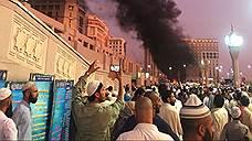 Террористы дошли до святого