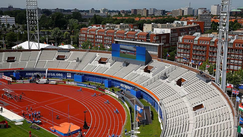 Чемпионат Европы по легкой атлетике пройдет без сборной России