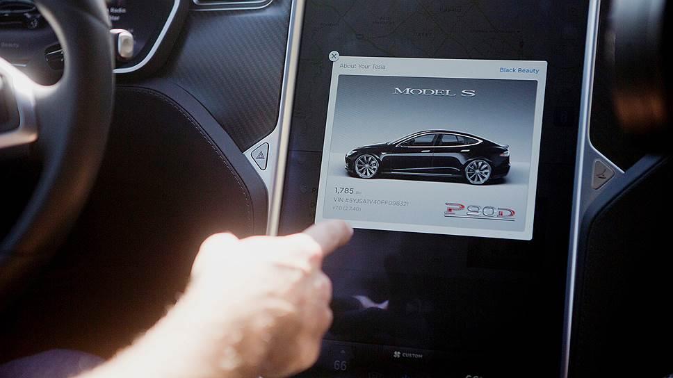 Как Tesla вступилась за свои автомобили с автопилотом