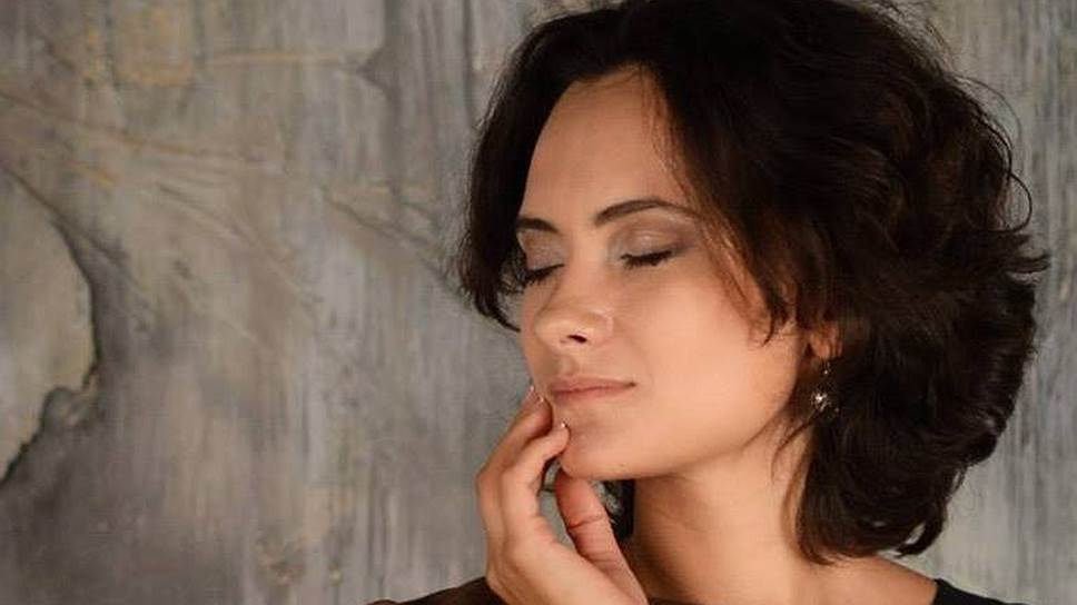 Украинская журналистка и общественный деятель Анастасия Мельниченко