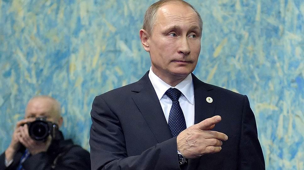 Как Владимир Путин занялся детским отдыхом