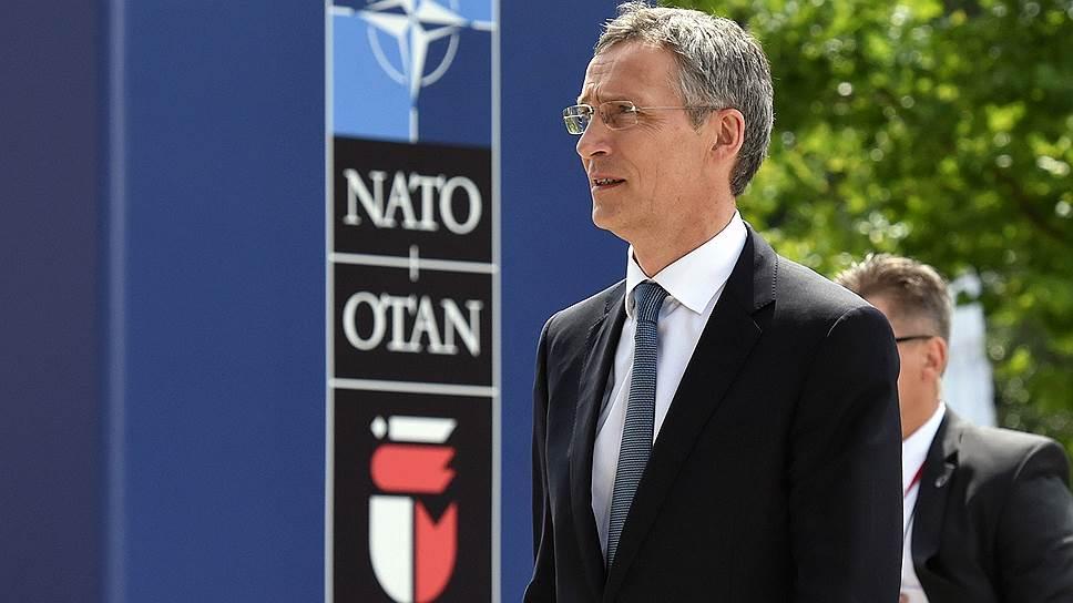 Как прошел первый день саммита НАТО