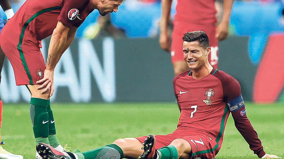Французский чемпионат Европы завершился одной из самых невероятных футбольных историй