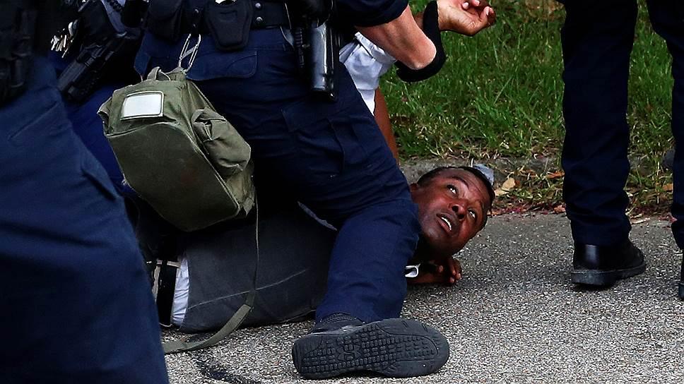 Как в Луизиане продолжались волнения из-за убийства чернокожих