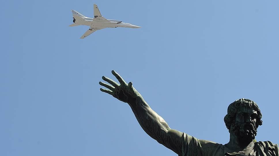 Почему Россия снова применила стратегическую авиацию в Сирии