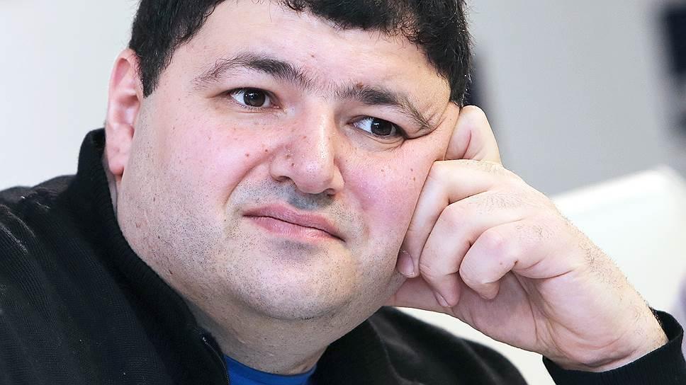 Генеральный директор телеканала «Че» Рубен Оганесян