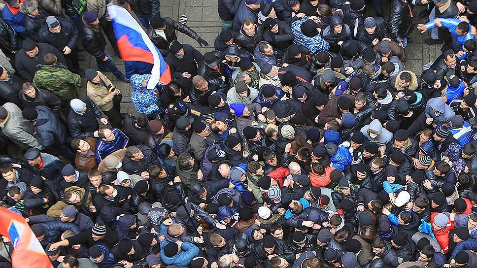 Почему россияне сняли с себя ответственность за страну