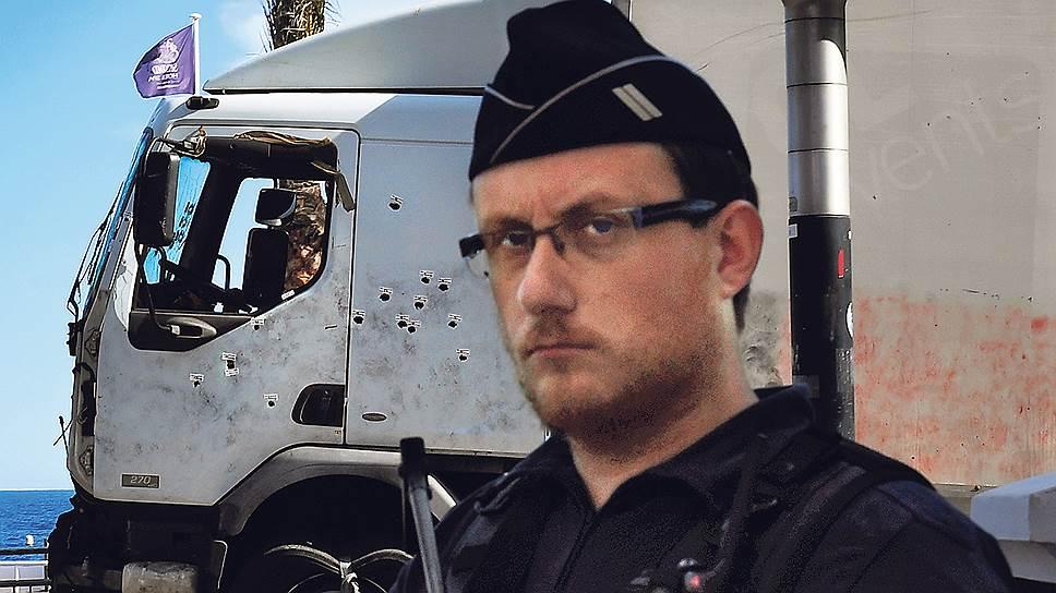 Как действовал террорист на грузовике в Ницце