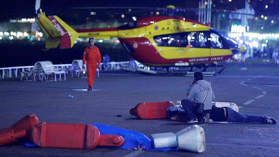 Как отреагировали зарубежные СМИ на теракт в Ницце