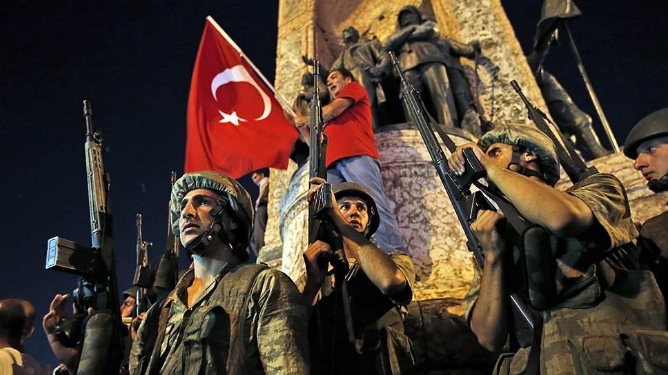 Переворот в Турции: «Будет сделано все необходимое, даже если будут жертвы»