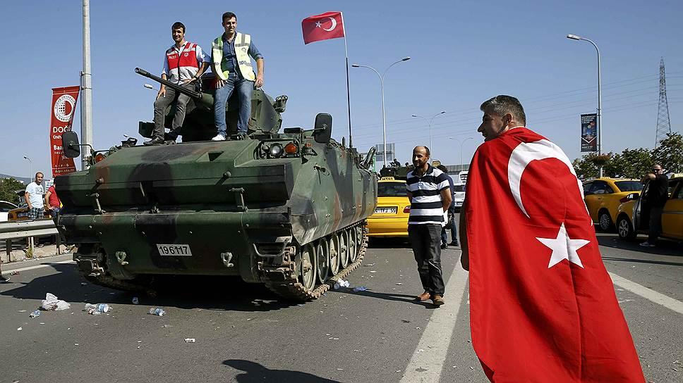 Чем заканчивались военные перевороты в Турции