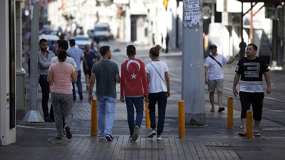 «Турция как геополитический игрок на время выбыла из игры»