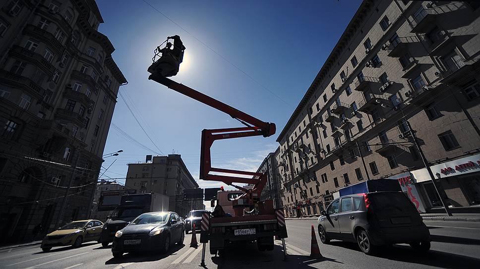 Как в Москве начали тестировать новый функционал дорожных камер