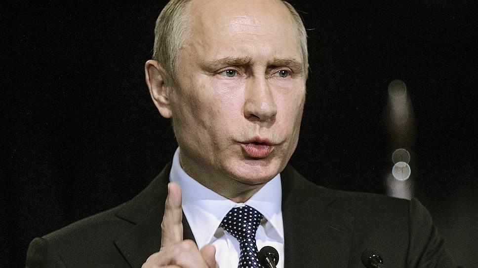 Как Владимир Путин поручил обезопасить передачу информации в госорганах
