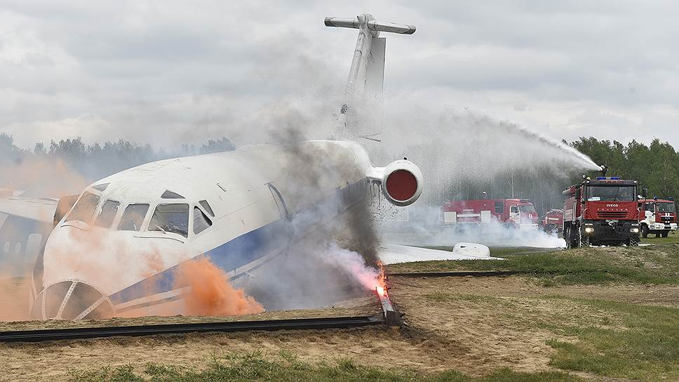 Как МАК зафиксировал двукратный рост авиакатастроф в СНГ