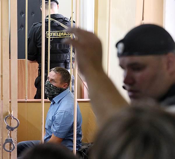 Арестованный Александр Ламонов отвечал в СКР за безопасность