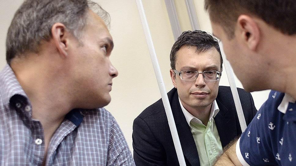 Как был арестован Денис Никандров