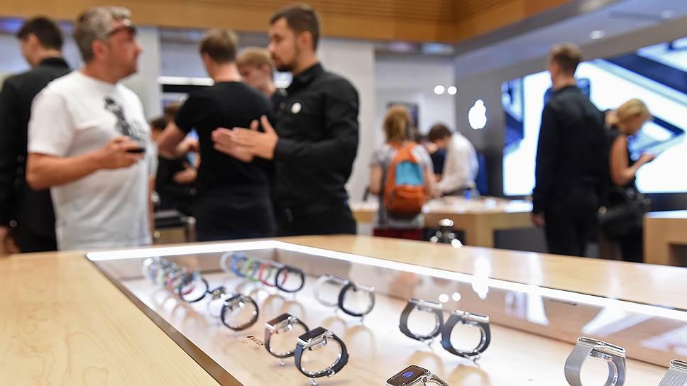 Почему Apple Watch тянет рынок на дно