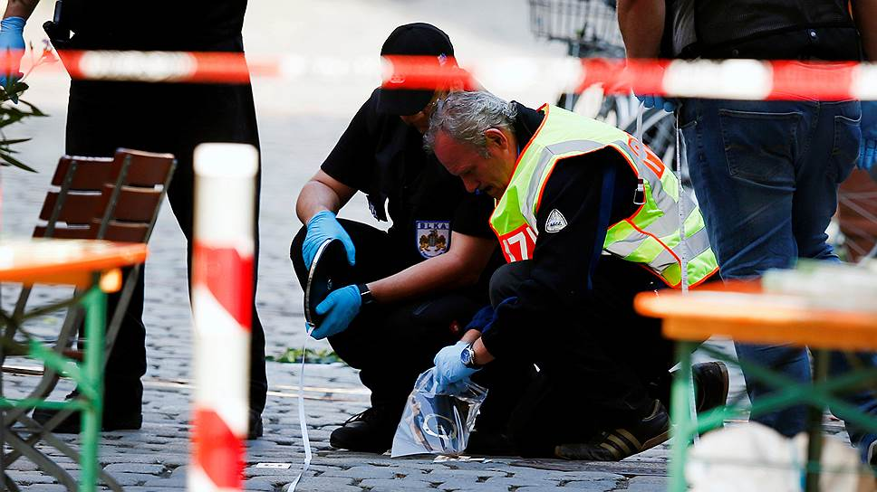 Террорист, устроивший взрыв на фестивале Ansbach Open в Баварии, до этого дважды пытался покончить с собой