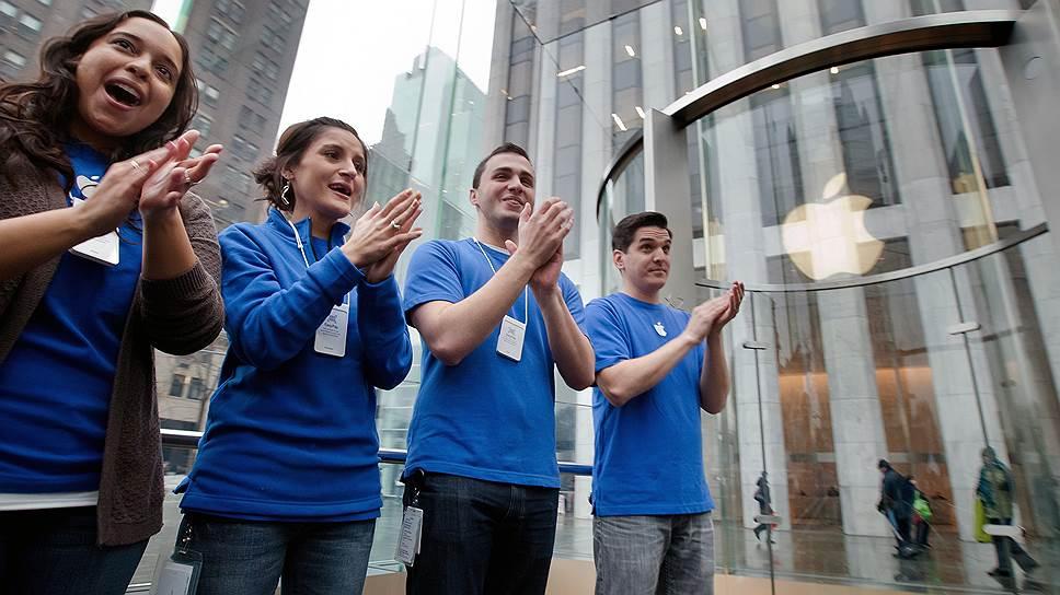 Почему продажи iPhone уходят в затяжное падение