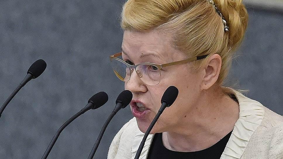 Как Елена Мизулина предложила наказывать за побои в семье административно