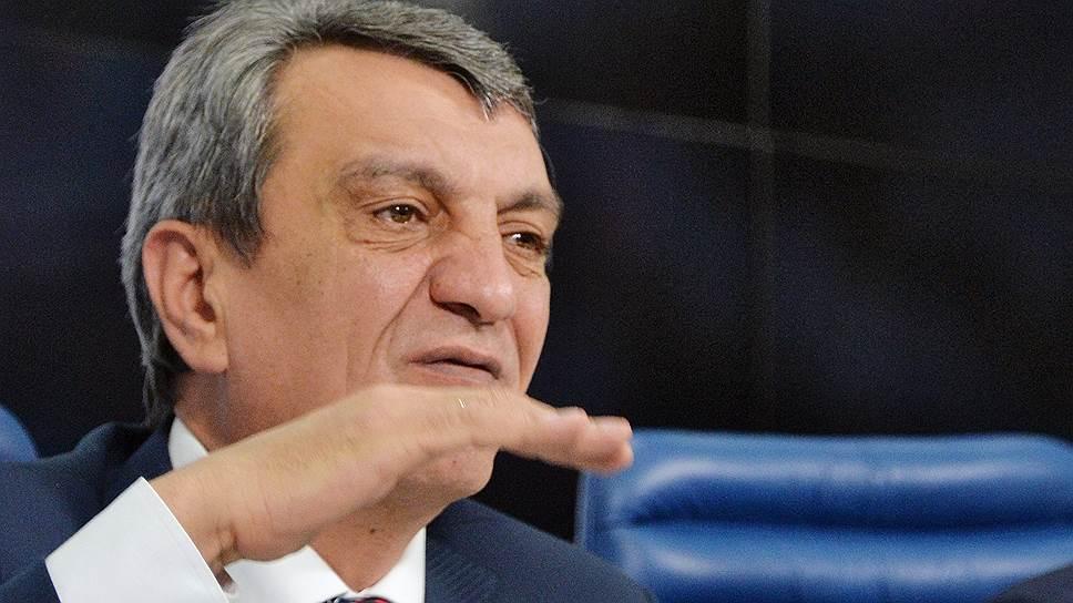 Губернатор Севастополя Сергея Меняйло