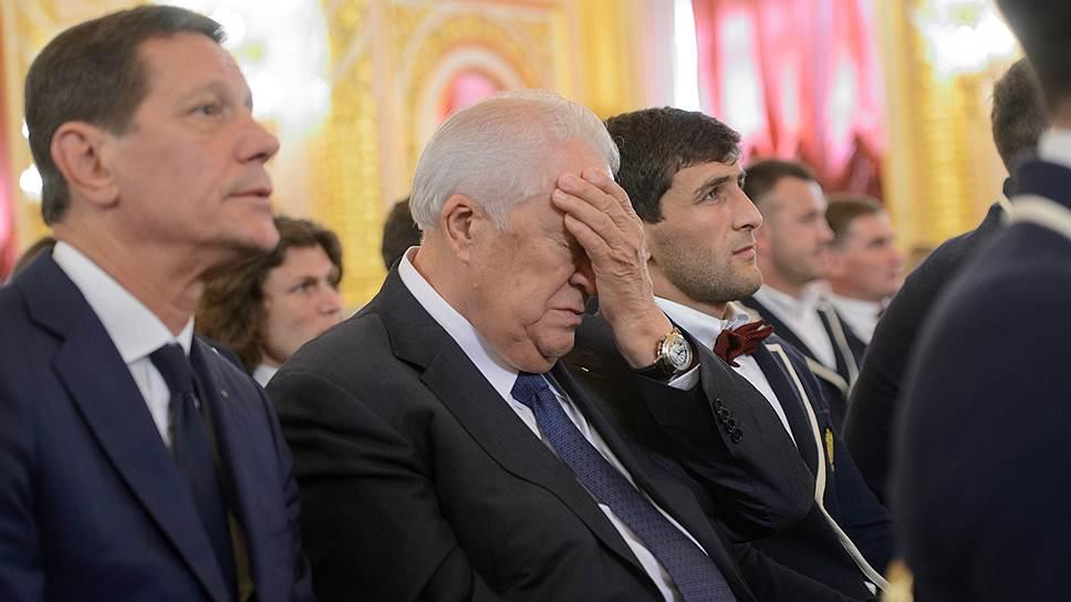 Глава общественной комиссии Виталий Смирнов осознает, какая тяжкая миссия выпала на его долю