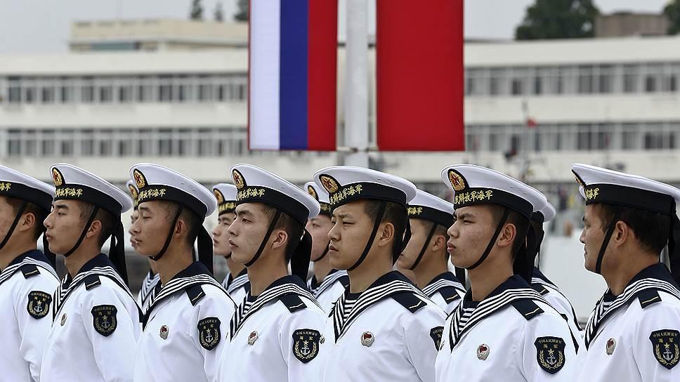 Как Россия и Китай объявили о проведении совместные учения в Южно-Китайском море