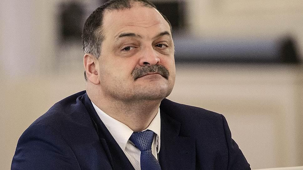 Как Сергей Меликов вернулся в войска