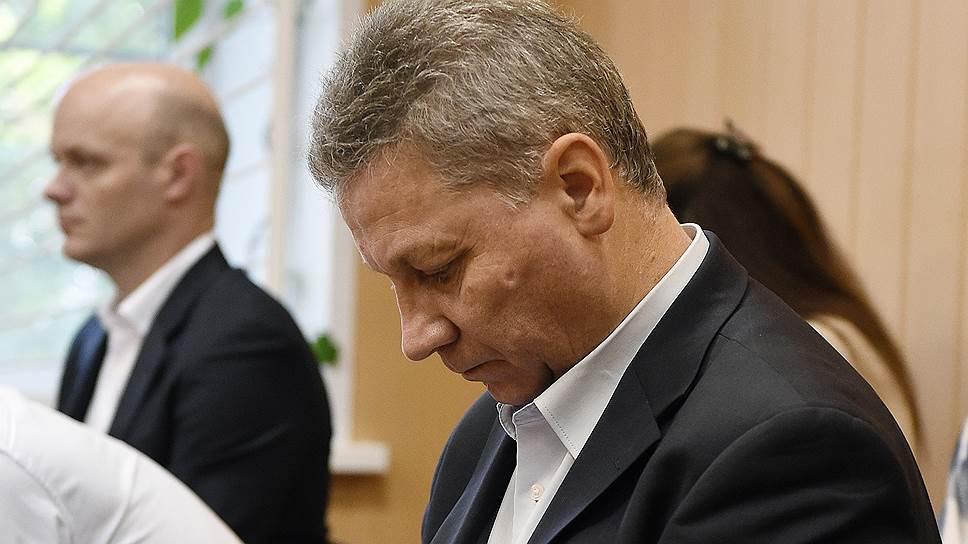 Бывший начальник Главного управления информационных технологий ФТС России Алексей Шашаев