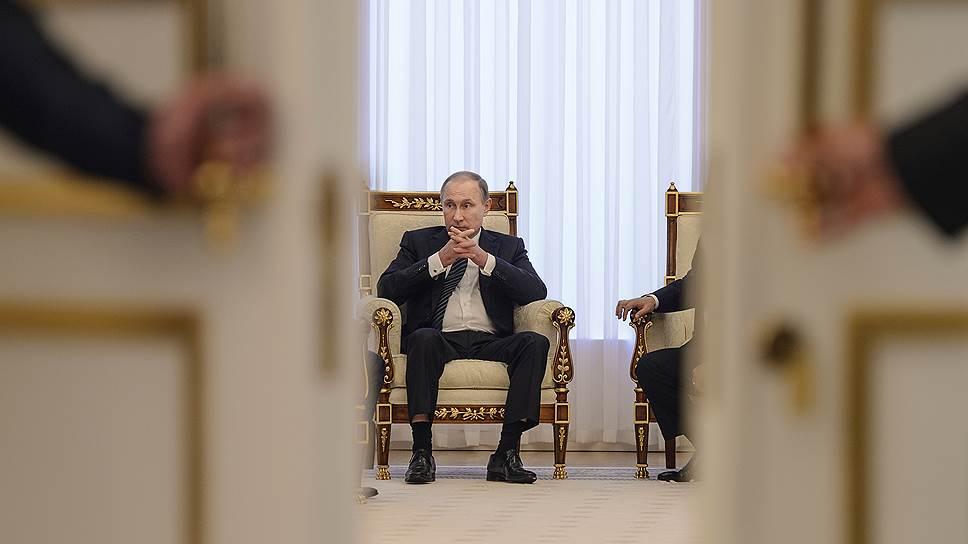 Как Владимир Путин поработал с кадрами