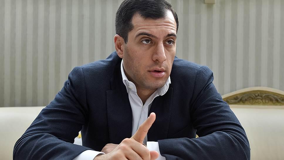Экс-сотрудник петербургского Росреестра Борис Авакян