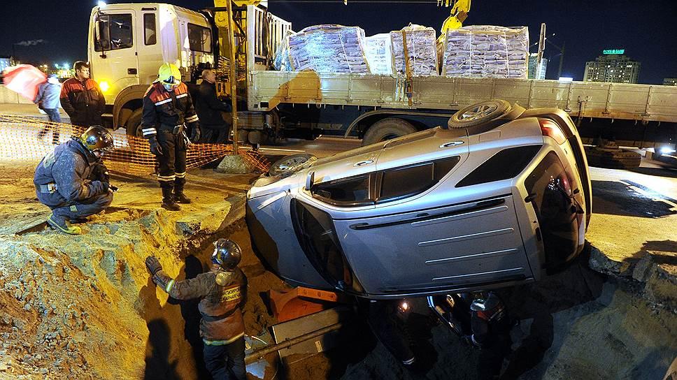 Состояние трасс стало причиной половины всех ДТП в России