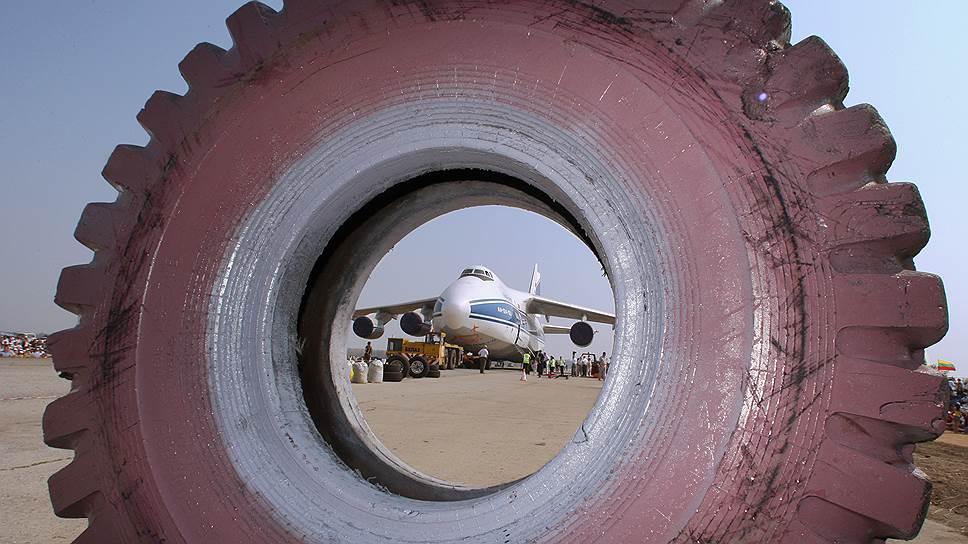 Почему украинцы не хотят отдавать РФ права на обслуживание Ан-124
