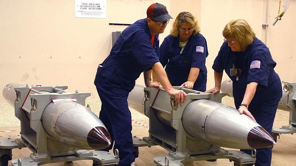 Как США модернизируют ядерное оружие