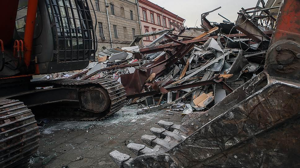 Как суд разрешил мэрии Москвы снести самострои из второго списка