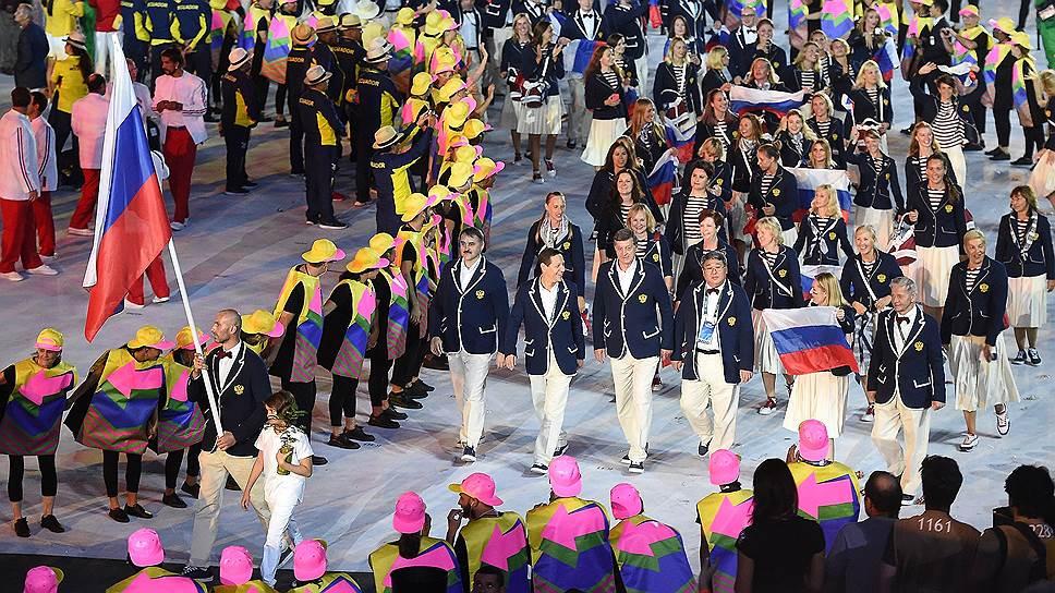 Как сборная России шла к олимпийскому огню