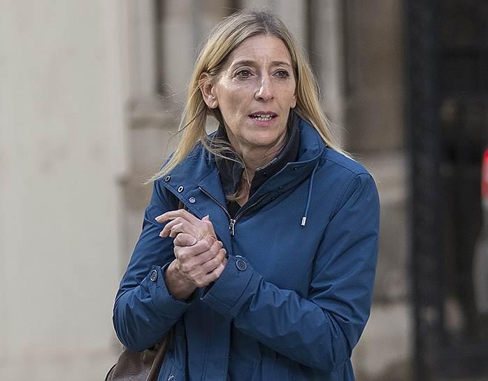 28 ноября 2014 года Высокий суд Лондона обязал британского финансиста Криса Хона выплатить бывшей супруге Джейми Купер-Хон £337 млн ($530 млн), что стало рекордом для британских судов<br>На фото: Джейми Купер-Хон