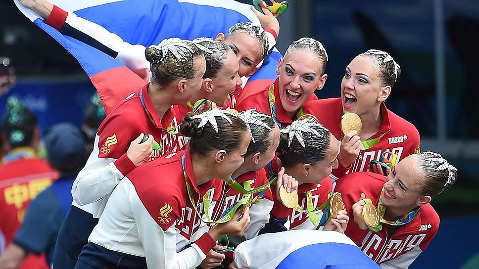 Все призеры Олимпиады в Рио
