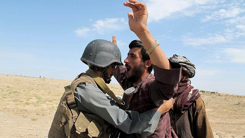 Как жители провинции Гильменд бежали от талибов