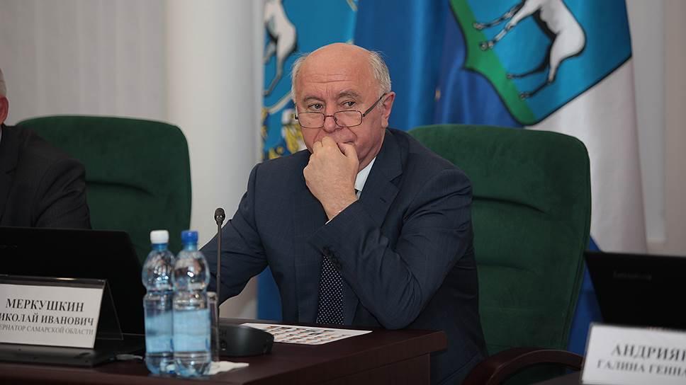 Как в ЦИК пожаловались на Николая Меркушкина