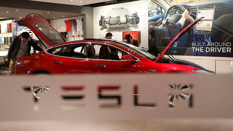 Почему в автопилоте Tesla усомнились в Китае