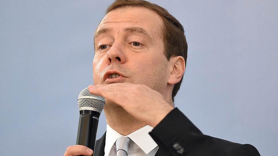 Почему Дмитрий Медведев пока не планирует участие в дебатах