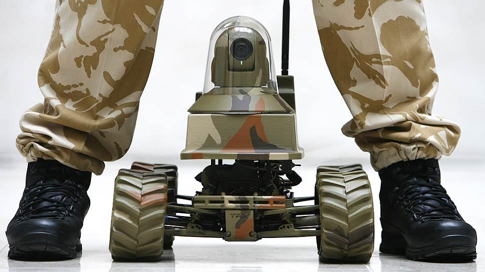Британия потратит на боевых роботов $1млрд