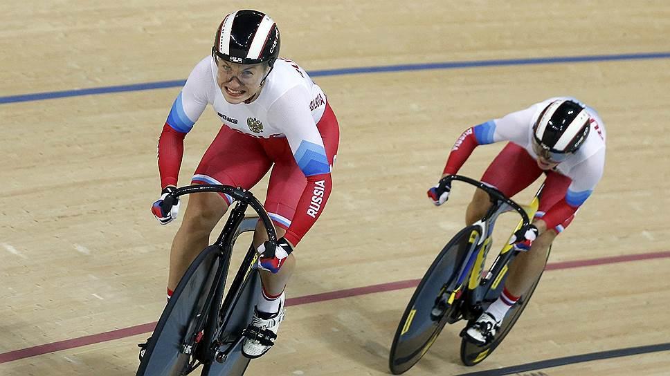 Как Анастасия Войнова и Дарья Шмелева выиграли серебро в командном спринте