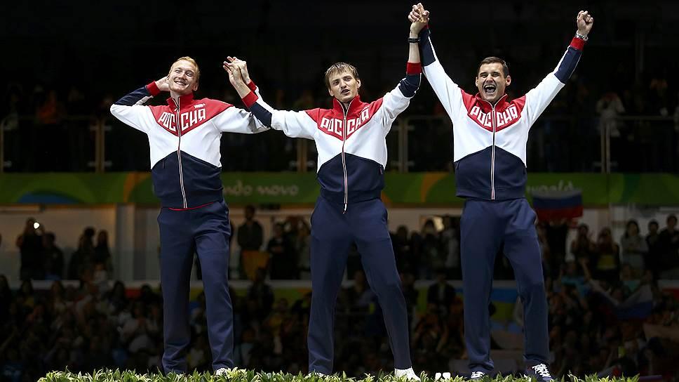 Как двадцать лет спустя российские рапиристы вернули звание олимпийских чемпионов