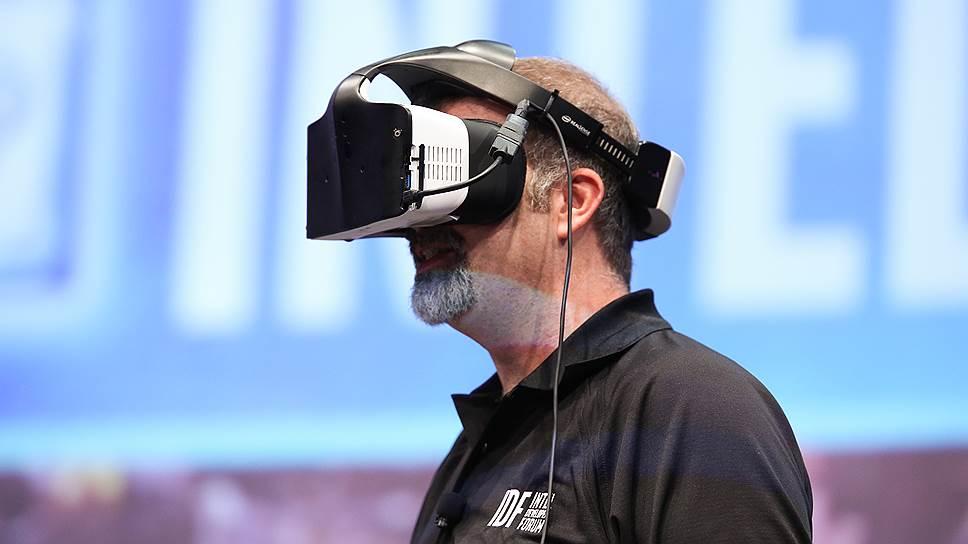 Как Intel представила Project Alloy