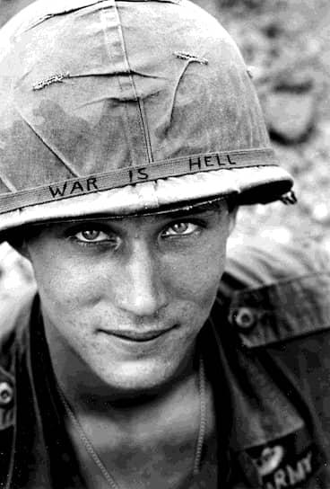 Хорст Фаас. 18 июня 1965 года. «Война — это ад»