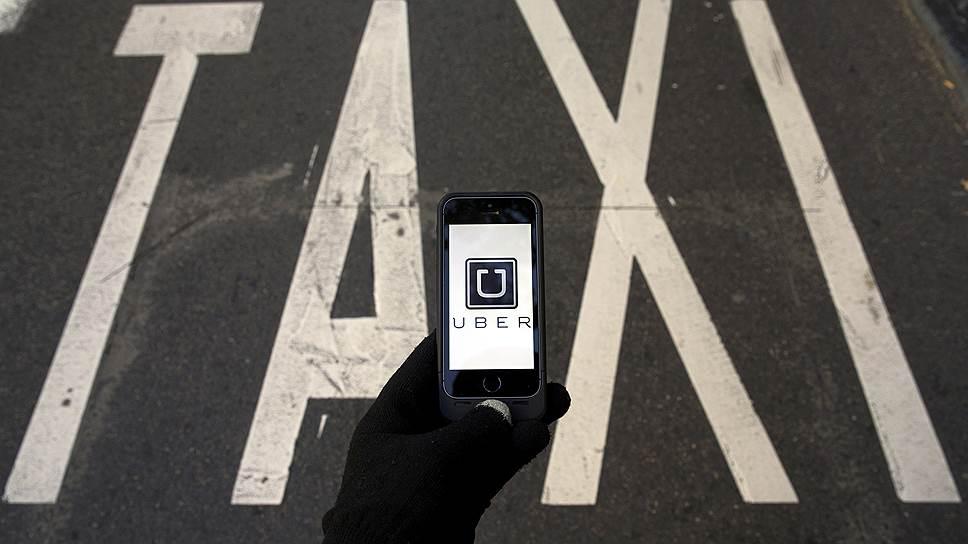 Uber тестирует беспилотные такси